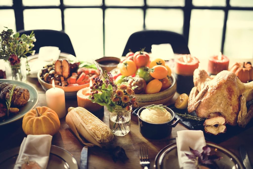 3 Tips for a Healthier Thanksgiving
